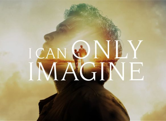 """I Can Only Imagine"" Becomes The #1 Selling DVD In America"