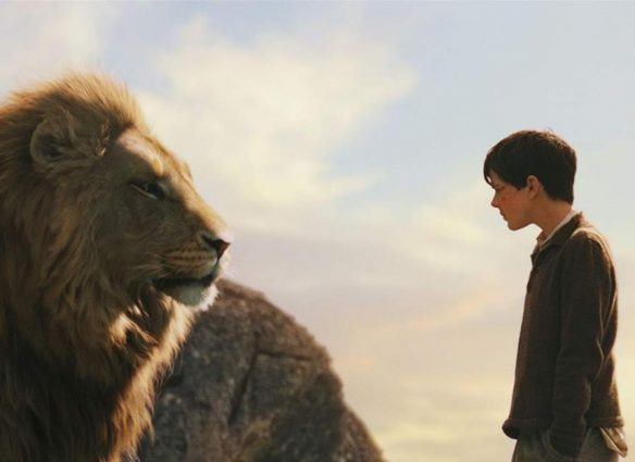 Finding The Gospel In C.S. Lewis, Part I: The Lion, the Witch, And The Wardrobe