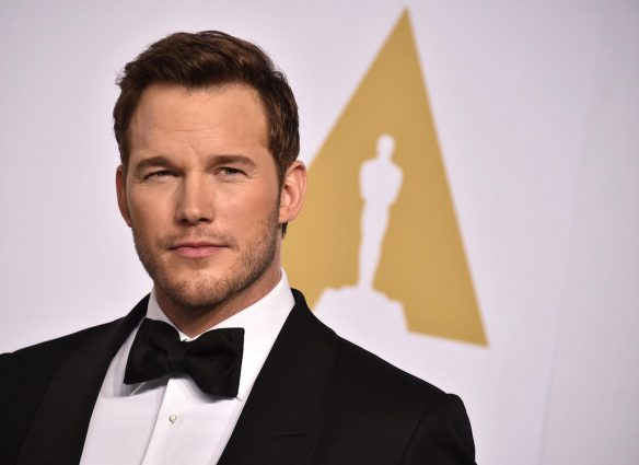 Chris Pratt Speaks Up For Christ Once Again