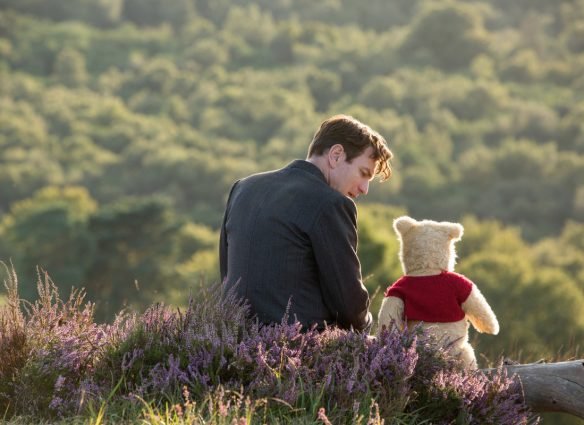 Becoming Like Children: Disney's Christopher Robin and Matthew 18:3